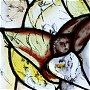 Chagall - Peace Window (detail)