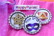 Happy Purim! - Photo by John Parsons
