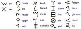 Early Phoenician Script