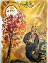 Marc Chagall - Exodus