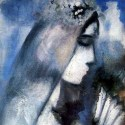 Marc Chagall - Bride