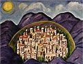 Jerusalem - Sheltered City  - Irv Davis detail